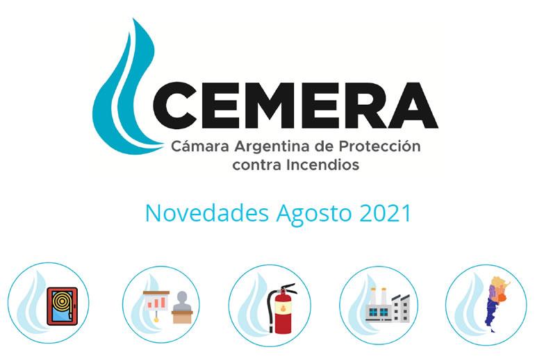 Acciones del Mes - Agosto 2021